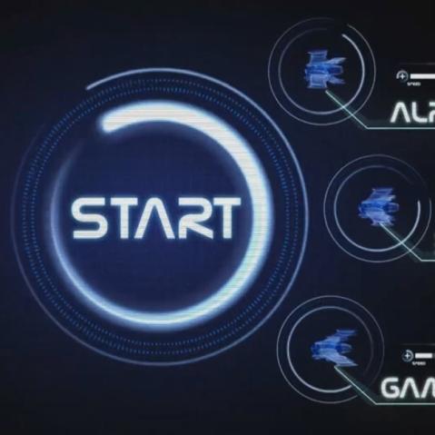 video koncepcja konsola gry grafika