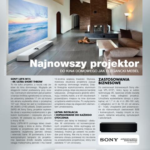 Reklama Sony